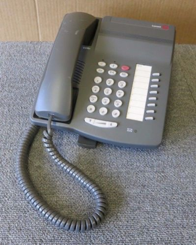 Avaya Lucent 6408+ 8 Button Grey Handfree Digital Telephone Without Display